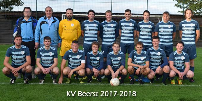 KV Beerst 2017-2018